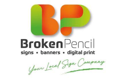 Broken Pencil Logo