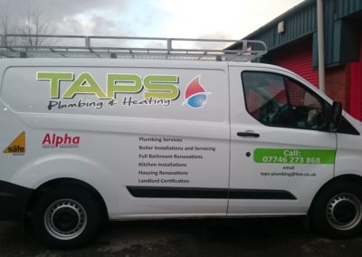 TAPS Vehicle Graphics